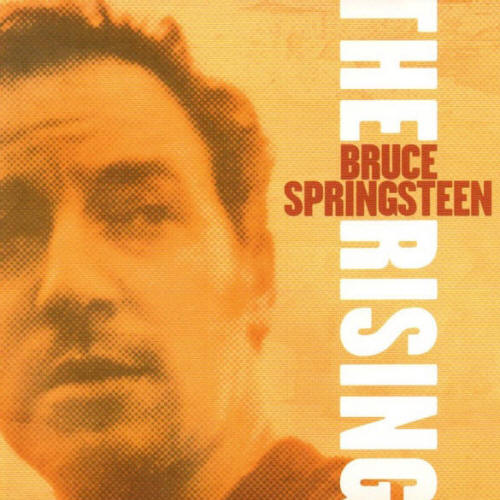 Bruce Springsteen -- The Rising (USA single, front)