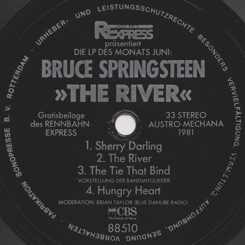 Lyric lyrics to down to the river : Bruce Springsteen Lyrics: THE RIVER [Album version]