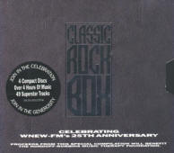 Various artists -- Classic Rock Box: Celebrating WNEW-FM's 25th Anniversary