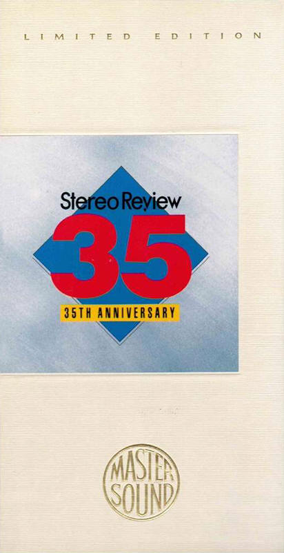 Various artists -- Stereo Review: 35th Anniversary