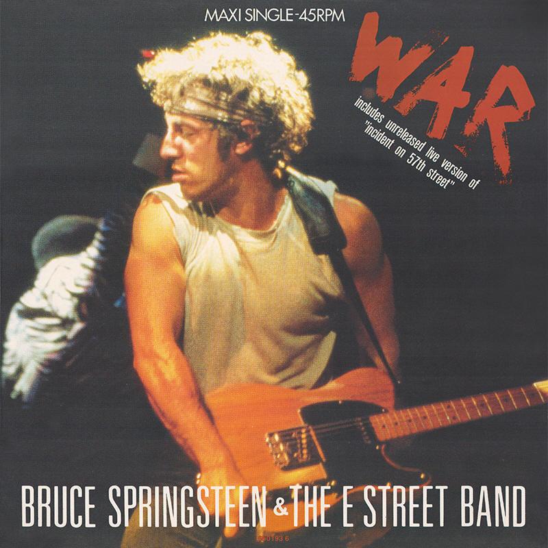 bruce springsteen the e street band war - Bruce Springsteen Christmas Album