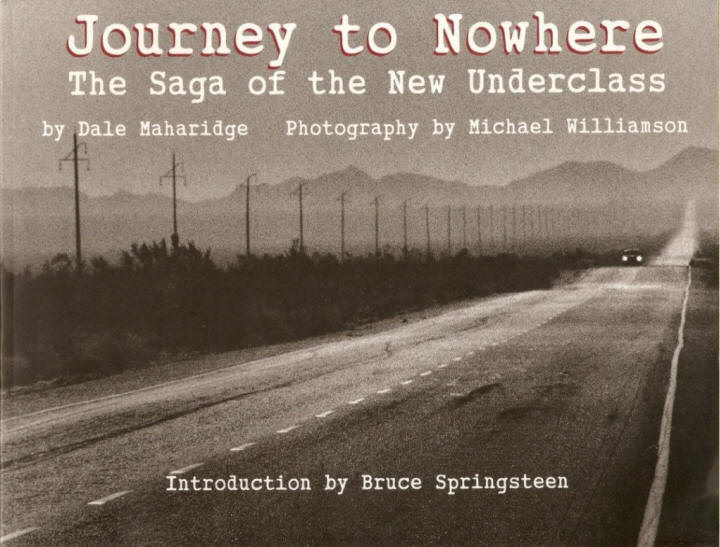 Journey to Nowhere: The Saga of the New Underclass (1996 edition)