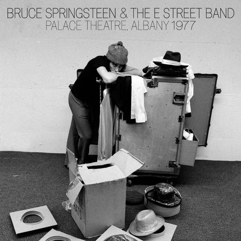 Bruce Springsteen & The E Street Band -- Palace Theatre, Albany 1977
