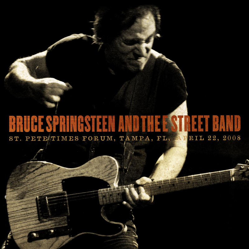Bruce Springsteen Lyrics: SHE'S THE ONE [Album version]