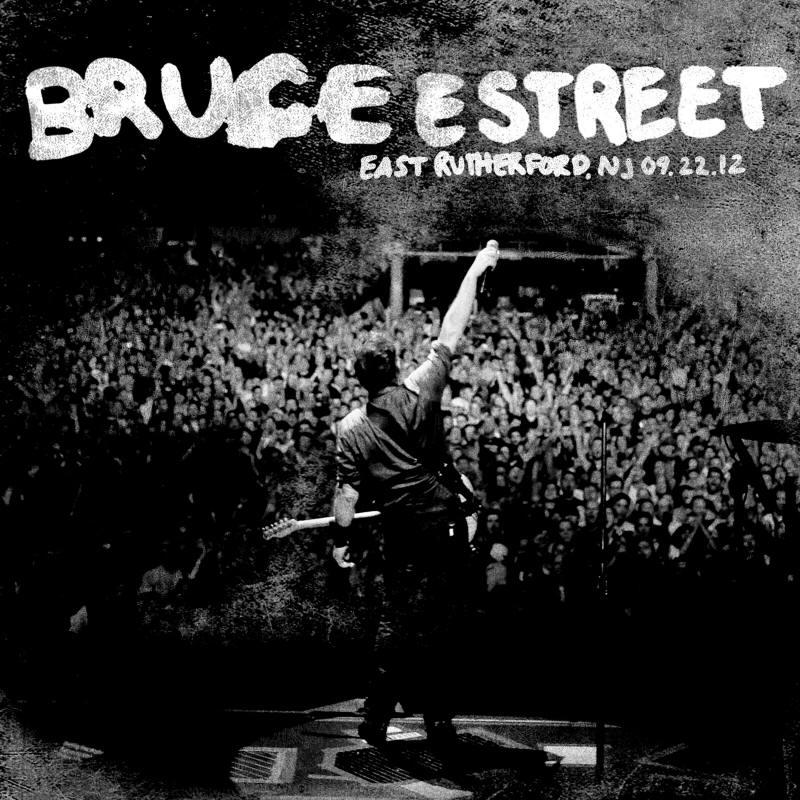 Bruce Springsteen Lyrics: BECAUSE THE NIGHT [Official studio