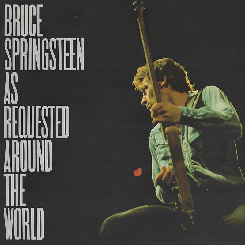 Bruce Springsteen -- As Requested Around The World