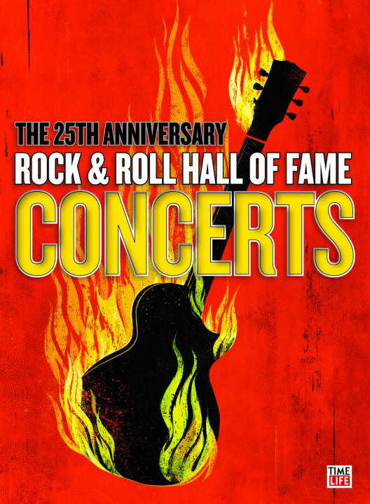 Various artists -- The 25th Anniversary Rock & Roll Hall Of Fame
