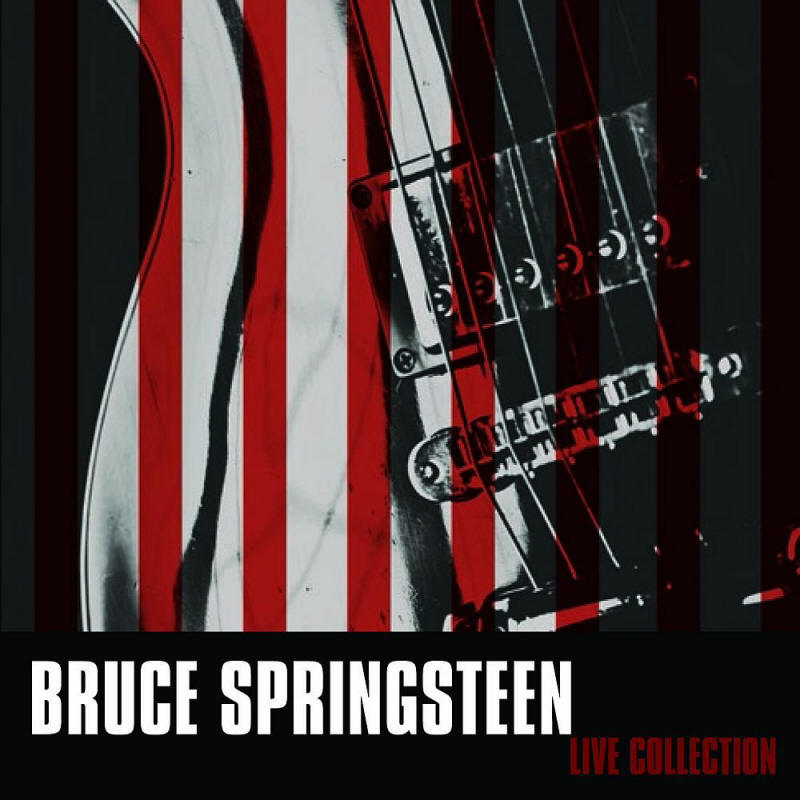Bruce Springsteen -- Live Collection (Bandana)