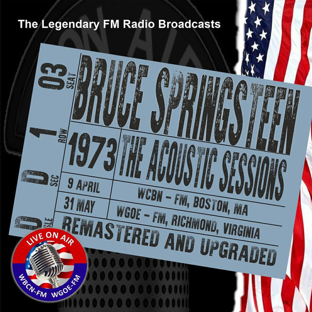 Bruce Springsteen -- The Acoustic Sessions